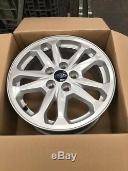4 X GENUINE 16 Ford Transit Connect 2019 Alloy Wheels