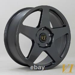 4 x 20 Alloys VIP Loaded 02 5x160 fit Ford Transit Custom Load Rated Gunmetal