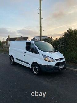 67 plate Ford Transit Custom swb low roof euro 6 2.00cc only 64000 miles