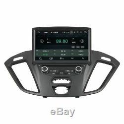 7 Android 9.0 DAB Sat Nav GPS Stereo WiFi Bluetooth Radio Ford Transit Custom