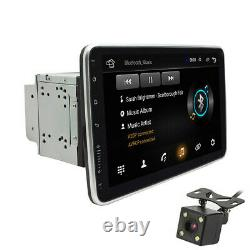 Android 9.1 10.1in 2Din Car Radio Stereo FM GPS Wifi Bluetooth MP5 Player+Camera