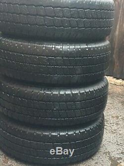 Brand New Ford Transit Custom MK8 MK7 Tourneo Alloy Wheels Limited tyres rims