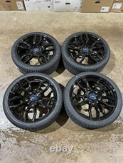Brand new set of 20 alloy wheels and tyres Ford Transit/Custom