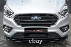 CUP Spoilerlippe für Ford Transit Custom MK1 Frontspoiler Spoilerschwert Spoiler