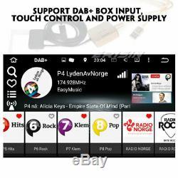 DAB+ Android 9.0 Stereo Radio Sat Nav OBD Ford C/S-Max Galaxy Kuga Focus Transit