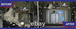 ENGINE + GEARBOX GUARD SKID PLATE UNDERTRAY for FORD TRANSIT CUSTOM 2017-up