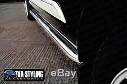 FORD CUSTOM SWB SIDE BARS SportLine Style OEM STAINLESS STEEL TRANSIT CUSTOM