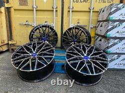 FORD TRANSIT 18 t-sport Rts Alloy Wheels Ford Transit/Tourneo/Mk6/Mk7/ Custom