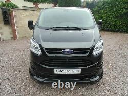 FORD TRANSIT CUSTOM 2.2 LIMITED L1 RS EDITION 6 SEAT CREW CAB 155ps 2014