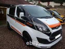 FORD TRANSIT CUSTOM 6 SEAT KOMBI RS EDITION 2015 65 Plate NO VAT