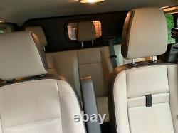 FORD TRANSIT CUSTOM CREW CAB LWB 290 LTD 180 bhp 2015(65)