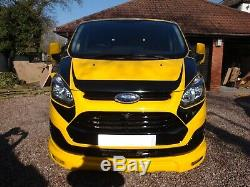 FORD TRANSIT CUSTOM DOUBLE CAB 6 SEAT KOMBI RS EDITION 2015 65 Plate NO VAT