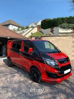 FORD TRANSIT CUSTOM LIMITED 6 SEAT KOMBI RS EDITION 2015 65 Plate NO VAT