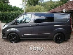 FORD TRANSIT CUSTOM LIMITED 6 SEAT KOMBI RS EDITION 2016 66 Plate NO VAT