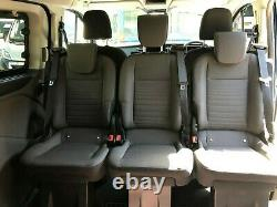 FORD TRANSIT CUSTOM SEATS New with Armrests Low Price OEM