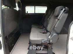 FORD TRANSIT CUSTOM TREND 6 SEAT KOMBI RS EDITION 2016 66 Plate NO VAT