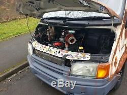 FORD TRANSIT PROPER SLEEPER V8 powered! Custom hotrods Classic