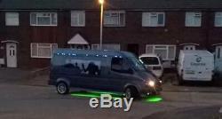 Ford Transit 100 Custom 3.0 LWB Alien VS Predator Camper Day Van Motorhome MOT'D