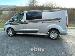 Ford Transit 2.0 Tdci Custom Limited 170 Sport