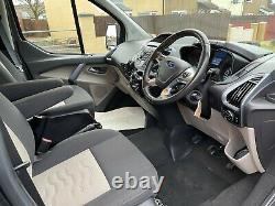 Ford Transit 2.2 Tdci 155 Limited Crew Cab Grey