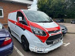 Ford Transit 2015 Custom Excellent Condition