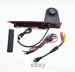 Ford Transit Custom 12-15 Brake Light Parking Reverse Camera + 7 Stalk Monitor