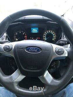 Ford Transit Custom 155 Limited Blue