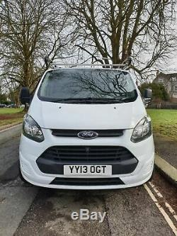 Ford Transit Custom 180bhp low mileage no vat