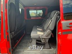 Ford Transit Custom 2.2 Crew Cab Kombi LWB 6 Seat No Vat