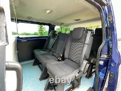 Ford Transit Custom 2.2 Diesel 153BHP 330 Trend 9 Seat Minibus Camper Conversion