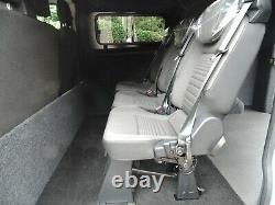 Ford Transit Custom 2.2 L1 Rs Edition 6 Seat Crew Cab 2014