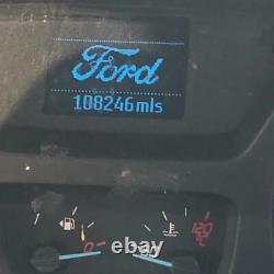 Ford Transit Custom 2.2 TDCi 100ps Low Roof Van LWB LONG WHEEL BASE 2013