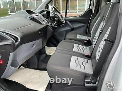 Ford Transit Custom 2.2 Tdci 125 Limited Swb Silver