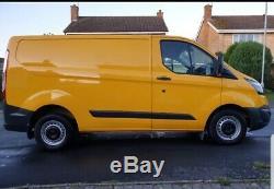 Ford Transit Custom 2.2TDCI 310 Eco. 2014. NO VAT NO RESERVE