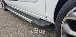 Ford Transit Custom 2012+ Swb Running Board Step Bar Side Steps Bar Stylish