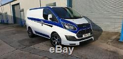 Ford Transit Custom 2014 Not M-sport No Vat