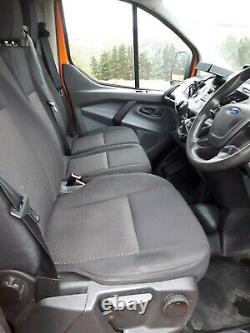 Ford Transit Custom 2016 330 Eco Tec 1 Owner Fsh New Mot No Vat