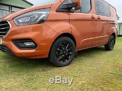 Ford Transit Custom 2020 Alloy Wheels Limited Mk9 Mk8 Mk7 Mk6 Goodyear Tyres