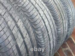 Ford Transit Custom 2021 Alloy Wheels Limited Mk9 Mk8 Mk7 Mk6 Continental Tyres
