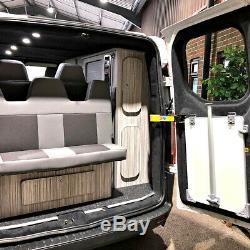 Ford Transit Custom 270 2.2 TDCi ECOnetic 2014 Campervan