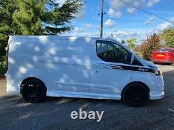 Ford Transit Custom 270 SWB MS-RT Replica 2015 45k No VAT Not M Sport Not MSRT