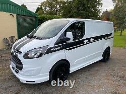 Ford Transit Custom 270 SWB MS-RT Replica 2015 69k No VAT Not M Sport Not MSRT