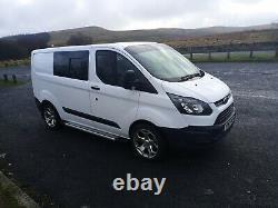 Ford Transit Custom 290 ECO-TECH