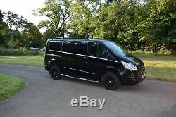 Ford Transit Custom 290 Ltd E-Tech Crew Cab 2014 NO VAT