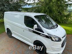 Ford Transit Custom 290 SWB MS-RT Replica 2014 83k No VAT Not M Sport Not MS-RT