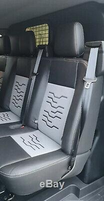 Ford Transit Custom 290 Sport Euro 6 2.0l Engine Crew Cab 2018 No Vat