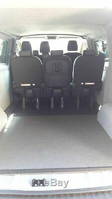 Ford Transit Custom 6 Seat RS Edition Conversion 2014
