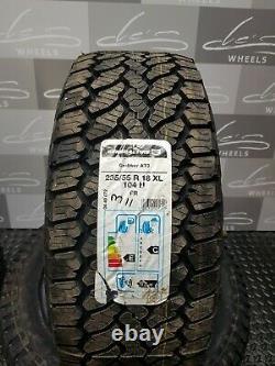 Ford Transit Custom Alloy Wheels 18