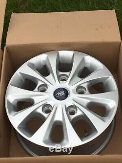 Ford Transit Custom Alloy Wheels Mk9 Mk8 Mk7 Mk6 Limited Alloy Wheels 2001-2019