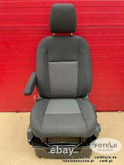 Ford Transit & Custom Ambiente MK8 Seat passenger armrest V363 2012-2020 Traxon